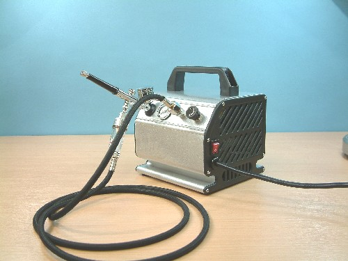 Airbrush and Compressor Deal